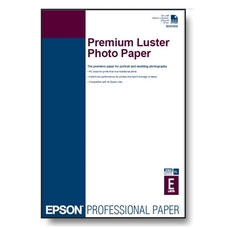Epson Premium Luster Photo Paper, A3+, 260g, 100 lap