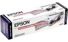 Epson Premium Semigloss Photo Paper, 329mm X 10m, 250g, teke
