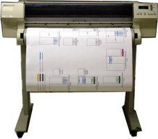 HP Designjet 3800cp patron