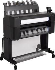 HP Designjet T1500 patron