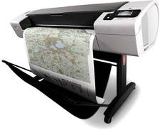 HP Designjet T795 ePrinter patron