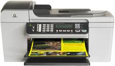 HP Officejet 5615 patron