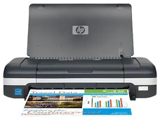 HP Officejet H470 Mobile patron