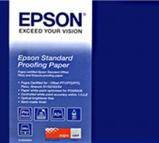 Epson Standard Proofing Paper, A3+, 205g, 100 lap