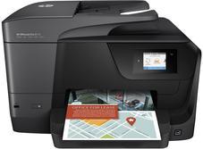 HP OfficeJet Pro 8715 All-in-One patron