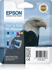 Eredeti Epson T007 multipack