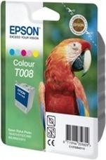 Eredeti Epson T008 színes patron
