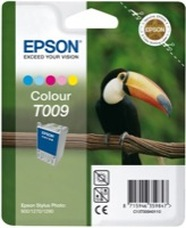 Eredeti Epson T009 színes patron
