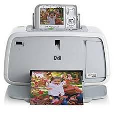 HP Photosmart A446 patron