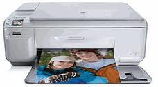 HP Photosmart C4550 patron