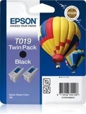 Eredeti Epson T019 dupla fekete patron