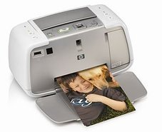 HP Photosmart A430 patron
