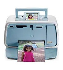 HP Photosmart A525 patron