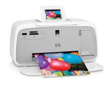 HP Photosmart A530 patron