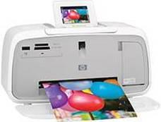HP Photosmart A536 patron
