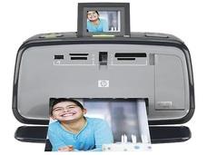 HP Photosmart A617 patron