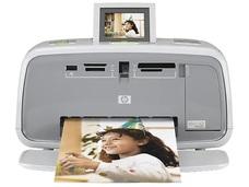 HP Photosmart A618 patron