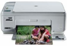 HP Photosmart C4500 patron