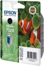 Epson T026 fekete patron