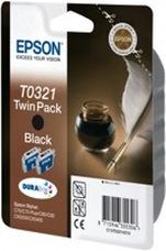 Eredeti Epson T0321 fekete multipack