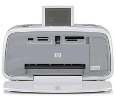 HP Photosmart A316 patron