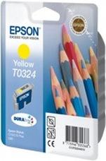 Eredeti Epson T0322 sárga patron