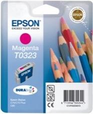 Eredeti Epson T0323 magenta patron
