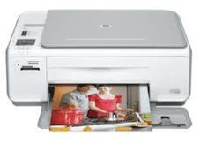 HP Photosmart C4344 patron