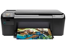 HP Photosmart C4600 patron