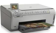 HP Photosmart C5100 patron