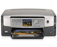 HP Photosmart C7150 All-in-One patron