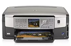 HP Photosmart C7183 All-in-One patron