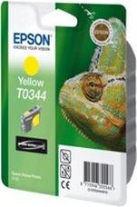 Eredeti Epson T0344 sárga patron