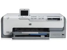 HP Photosmart D7150 patron