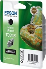 Eredeti Epson T0348 matt fekete patron