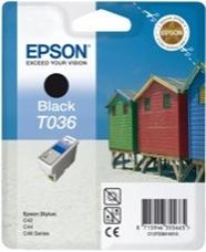 Eredeti Epson T036 fekete patron