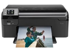 HP Photosmart Wireless e-All-in-One B110 patron