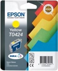 Eredeti Epson T0424 sárga patron