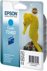 Eredeti Epson T0482 ciánkék patron