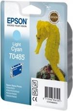 Eredeti Epson T0485 világos cinkék patron