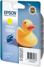 Eredeti Epson T0554 sárga patron