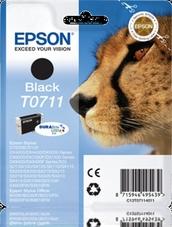 Eredeti Epson T0711 fekete patron