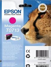 Eredeti Epson T0713 magenta patron