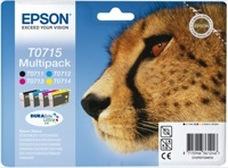Eredeti Epson T0715 multipack (négy színű)