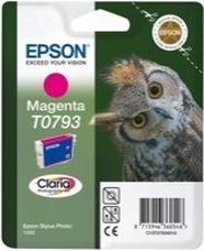 Eredeti Epson T0793 magenta patron