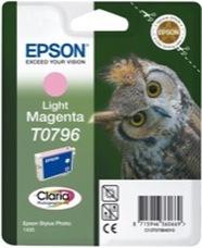 Eredeti Epson T0796 világos magenta patron