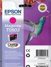Eredeti Epson T0803 magenta patron
