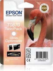 Eredeti Epson T0870 fényesség optimailzáló