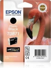 Eredeti Epson T0871 foto-fekete patron