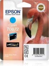 Eredeti Epson T0872 ciánkék patron